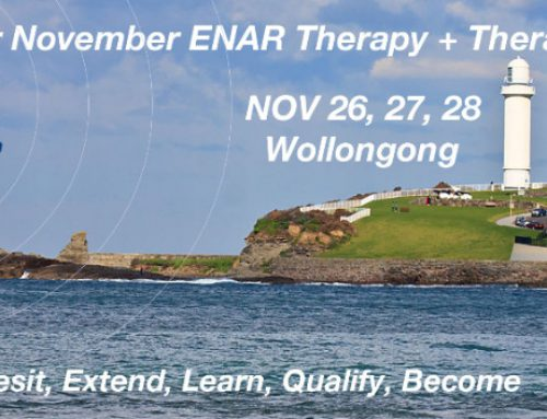 ENAR Training Wollongong in NOV