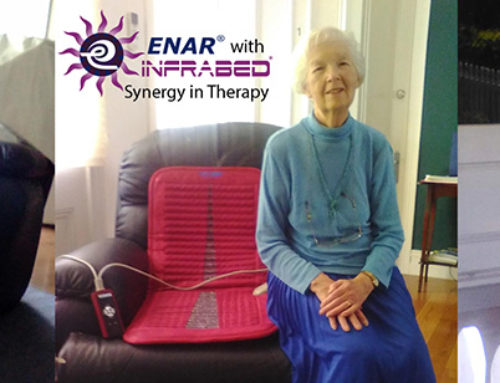ENAR with InfraBed ~ Synergy Therapy ~ mum's story